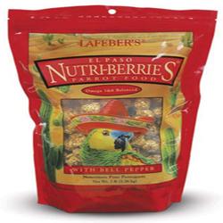 Lafeber Company El Paso Nutri-Berries Parrot Food 1ea/3 lb