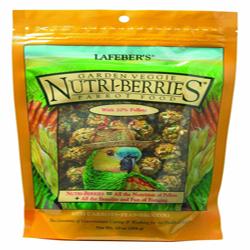 Lafeber Company Garden Veggie Nutri-Berries Parrot Food 1ea/10 oz