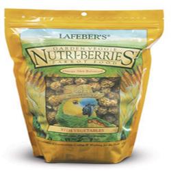 Lafeber Company Garden Veggie Nutri-Berries Parrot Food 1ea/3 lb
