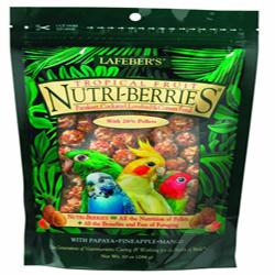 Lafeber Nutri-Berries Tropical Fruit Cockatiel 10oz