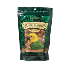 Lafeber Nutri-Berries Tropical Fruit Conure 10oz