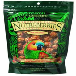 Lafeber Company Tropical Fruit Nutri-Berries Parrot Food 1ea/10 oz