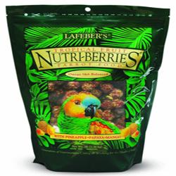 Lafeber Company Tropical Fruit Nutri-Berries Parrot Food 1ea/3 lb