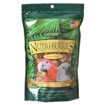 Lafeber Company Tropical Fruit Nutri-Berries Macaws & Cockatoos Food 1ea/3 lb
