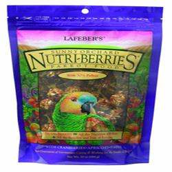 Lafeber Nutri-Berries Sunny Orchard Parrot 10oz