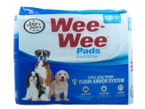Four Paws Wee-Wee Pad Brick Bag 100Pk