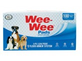 Four Paws Wee Wee Absorbent Pads for Dogs 100 Count 1ea/Standard 22 in X 23 in