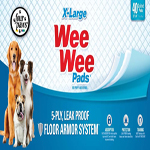Four Paws Wee-Wee Pads Xl 40 Count