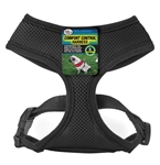Four Paws Comfort Control Dog Harness Black 1ea/Small