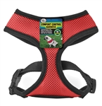 Four Paws Comfort Control Dog Harness Red 1ea/Medium