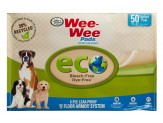 Four Paws Wee-Wee Eco Pad 50 Pack