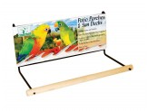 Prevue Pet Products Wood Patio Perch Small 8in