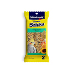 Vitakraft Crunch Sticks Golden Honey Flavor Bird Treat for Cockatiels 3.5oz