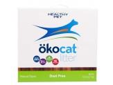 Okocat Litter Natural Paper Dust Free Non-Clumping 8.2Lb