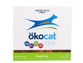 Okocat Litter Natural Paper Dust Free Non-Clumping 12.3Lb