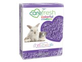 Carefresh colorful creations small animal bedding playful purple 50L