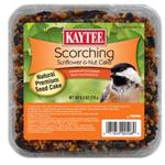 Kaytee Scorching Sunflower & Nut Cake 6.3oz