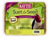 Kaytee Large Suet & Seed 3.5lb