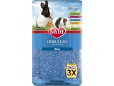 Kaytee Clean And Cozy Bedding Blue 500ci