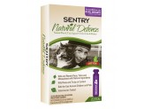 Sentry Natural Defense Flea & Tick Squeeze-On Cat 4Ct