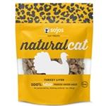 Sojos Cat Naturals Treats Turkey Liver 1 oz.