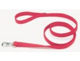 Coastal Double-Ply Nylon Dog Leash Red 1ea/1 In X 6 ft