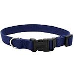 Coastal New Earth Soy Adjustable Collar Indigo 1X 18-26In