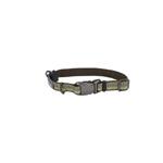 "Coastal K9 Explorer 5/8"" Adj Collar   Fern Green   (8-12"")"