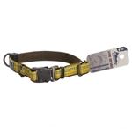 "Coastal K9 Explorer 5/8"" Adj Collar   Goldenrod Yellow  (8-12"")"