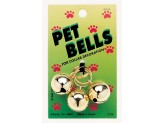 Coastal Round Cat Bells Gold 3-Pack
