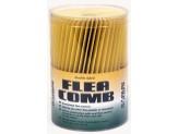 Coastal Safari Flea Combs Plastic Double Sided 100pc