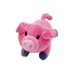 Coastal Lil Pals Plush Dog Toy-Charlotte Pig
