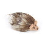 "Coastal Pet Products Rascals  Handcrafted Wool  3"" Brown Hedgehog"