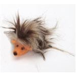 "Coastal Pet Products Rascals  Handcrafted Wool 3"" Orange Hedgehog"