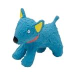 Coastal Pet Products Li'L Pals  Latex Blue Dog