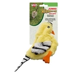 Ethical Products Spot Jumbo Skinneeez For Cats Exotic Series Goldfinch