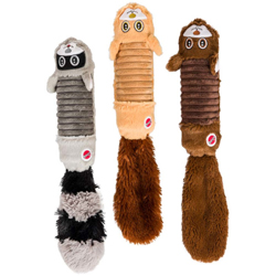 Spot Long Jax Dog Toy Assorted 1ea/16.25 in