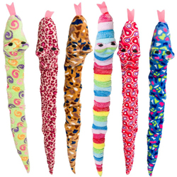 Spot Slithery Snakes Dog Toy Assorted 1ea/35 in