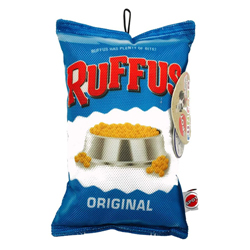 Spot Fun Food Dog Toy Ruffus Chips Other Multi-Color 1ea/8 in
