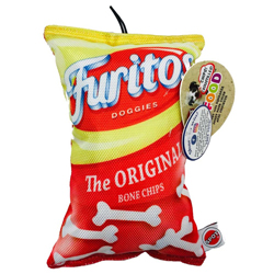 Spot Fun Food Dog Toy Furitos Chips Other 1ea/8 in