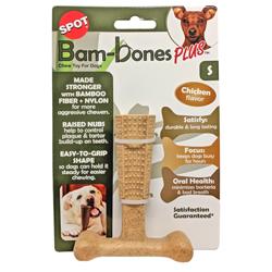 Bam-Bone Plus Dog Chew Chicken 1ea/4 in, Small