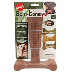 Bam-Bone Plus Dog Chew Beef 1ea/7 in