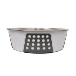 Spot Tribeca Dog Bowl White 1ea/15 oz