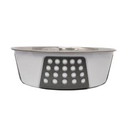 Spot Tribeca Dog Bowl White 1ea/30 oz