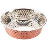 Ethical Spot Bowls Honeycomb Non Skid Stainless Steel Copper 3qt