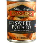 Evanger's Grain-Free Sweet Potato Canned Dog & Cat Food 12ea/12.8 oz, 12 pk