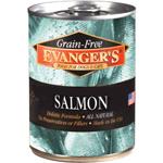 Evangers Grain-Free Wild Salmon Can Dog & Cat Food 12ea/12.8oz