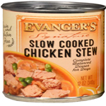 Evanger's Signature Series Slow Cooked Chicken Stew Canned Dog Food 12ea/12 oz, 12 pk