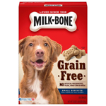 Milk-Bone Grain Free Dog Biscuits 1ea/Small, 22 oz