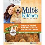 Milo's Kitchen Homestyle Chicken with Wild Rice & Spring Vegetables Dog Treats 1ea/10 oz